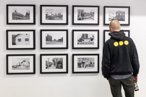 Installation view from the exhibition