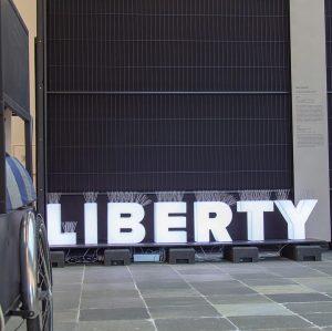 What does freedom mean to you? #ValueofFreedom21 #art #exhibition #liberty #belvedere21 #vienna #contemporaryart #1000thingsinvienna #igersaustria #igersvienna