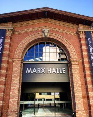 Es tut sich viel in und um die MARX HALLE! Die letzten Wochen wurde unter Hochdruck gearbeitet...