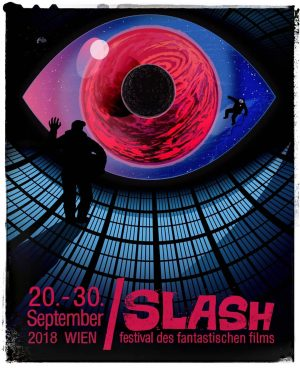 HEUTE! Auftakt des 9. /Slash-Filmfestivals in Wien Gartenbaukino. Österreichs größtem Filmfestival des Fantastischen Films. Rund 60 Streifen...