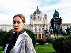 🧡 #vienna  #austria  #pattiejourney