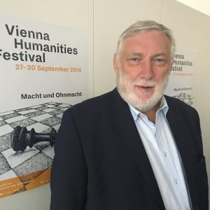 Speaking at the Vienna Humanities Festival today: Franz Fischler. Was kann - was ...