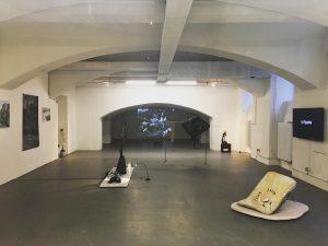 "Some impressions of our exhibition ""OH...FABELHAFT!"" with Alfredo Barsuglia, Marco Godinho, Karolina Markiewicz & Pascal Piron, Micha..."