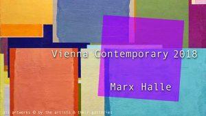 [NEUER CLIP ONLINE| viennacontemporary 2018 in der Marx Halle #Kunst #Wien #viennacontemporary