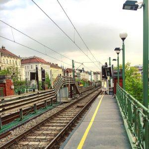 U6 Josefstädter Straße