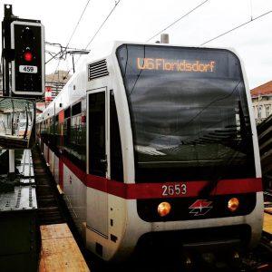 🇦🇹 #u6 #wienerlinien #subte #ubahn #subway #tube #metro #metromanila #metromadrid #nysubway #ubahnberlin #floridsdorf U6 Josefstädter Straße