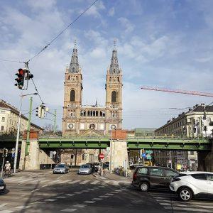 #gebaeude #buildings #kirche #church Josefstädter Straße