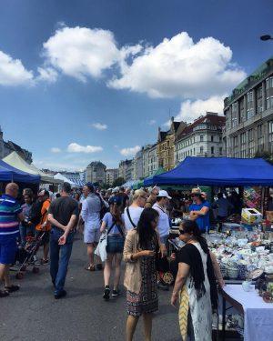 #Austria#vienna#fleamarket Flohmarkt am Naschmarkt