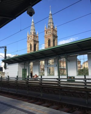 U-Bahn-Station Josefstädter Straße
