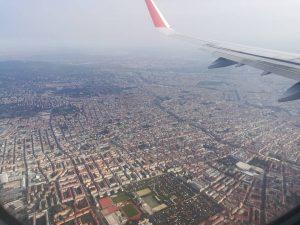 Arriving Vienna