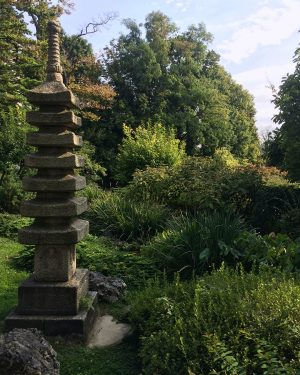 Bet you didn't know #Vienna had a Japanese garden 😏 but it has, and there are also...