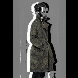 🍁Springtime mood🍂 . . #tranchcoat #madebyhand #cotton #military #tent #handpainted #madewithlove #springtime . . #fashionrevolution #slowfashion #fairfashion...