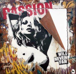 Van Ray zählt zu den erfolgreichsten deutschen Urban Art Künstlern und ist mit einer One Artist Show...