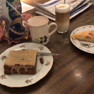 커피타임 비엔나 1일 1카페 성공٩(๑❛ᴗ❛๑)۶ Vollpension