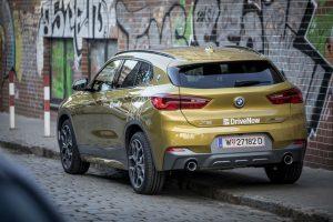 Wir heißen ein neues Mitglied in der DriveNow Familie herzlich willkommen 🎉! Der BMW X2 bietet viel...
