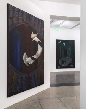 New paintings by Anne Speier on view in October at the Secession. Don't ...
