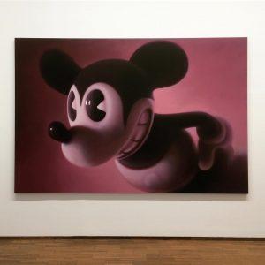 Contemporary art hates you. Podobno #vienna #wiedeń #albertina #art