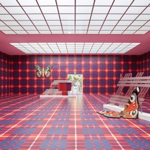 Exhibition at @viennasecession Anthea Hamilton The New Life September 14 – November 4, ...