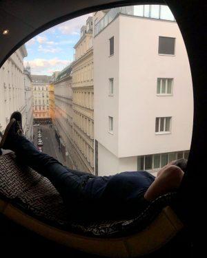 Rendezvous aus Wien 🇦🇹 with @jeffwags