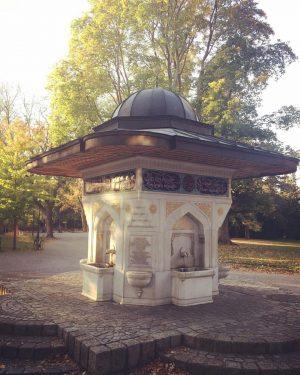 #1683#ikinciviyanakuşatması sonrası Osmanlı'nın yenilgiye uğradığı noktalardan biri olan bu tepeye kuşatmadan sonra çook güzel bir park yapmışlar.1991...
