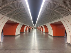 #vienna #austria #wien #subway #tube #trainstation #station #travel #travelsaroundtheworld Wien Westbahnhof railway station