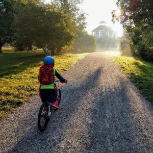 Was für ein Start in den Tag! 😊🚲 #fahrradwien #igersvienna #warumfährstdunicht Vienna