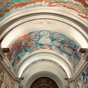 Torbogen im Museumsquartier