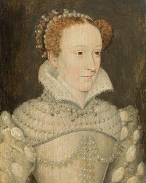 """Francois Clouet Nachfolger """"Mary Stuart"""" 16./17. Jahrhundert. €70.000 - 140.000 Lotnummer 86, 23.10 um 15 Uhr▫️ ▪️..."""