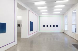 Exhibition views of our recently opened show ANDREAS DUSCHA I White Collar are ...