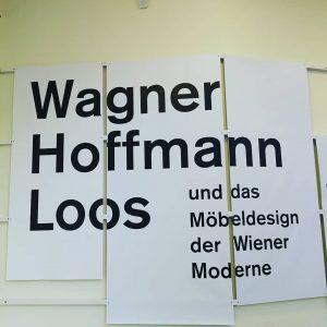 Freitag Nachmittag. #wienermoderne #ottowagner #josefhoffmann #adolfloos #furniture #portoisfix #culture #igersvienna Hofmobiliendepot • Möbel Museum Wien