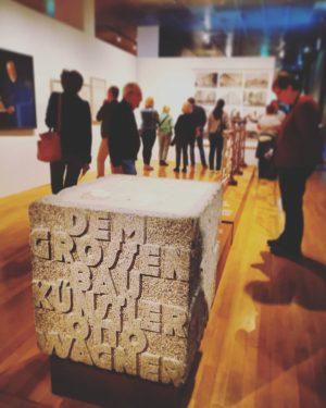 Last day of the Otto-Wagner-exhibition Danke Otto! #wagner2018 #findesiecle #jugendstil  #wienmuseum #vienna #inlovewithvienna #exploringvienna #discovervienna #unlimitedvienna #mitteninwien #city #buildings #urban_exploration #erkundedeinestadt #architecture #architecturelovers #HuaweiNextImage #wienliebe #viennaposts #ViennaNow ❤️ #ViennaGoForIt #viennagram #igersaustria #igersvienna @wienmuseum @igersaustria.at @igersvienna