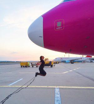 #airbus #a320 #cabincrew #cabincrewlife #iamwizzcrew
