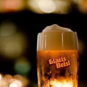 Ein Bier sagt mehr als tausend Worte ;) #glacisbeisl #bier #mqw #museumsquartier
