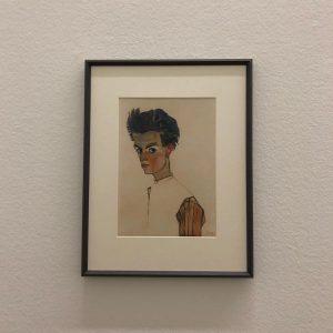 Egon Schiele(1890.06.12-1918.10.31)