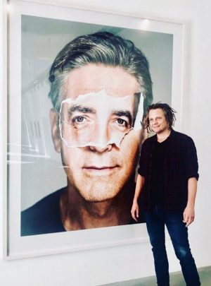 💥💥💥Martin Schoeller, who just arrived from New York, is already at OstLicht and made his first round...