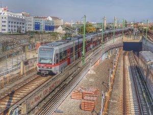 Wien Längenfeldgasse, Linie U6 #wienerlinien #u6 #ubahn #metro #wien #längenfeldgasse