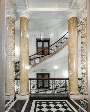 Die Länderbankzentrale | Otto Wagner Architect | 1894 . . . #openhousewien @oxymor0n ...