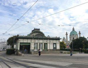 #ottowagner #jugendstil #karlsplatz #karlskirche #pavillon #wien #stadtwien #vienna #viena #wiedeń #vienne #вена #wieden ...