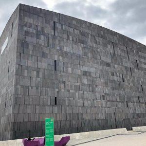 Музей современного искусства. Немного странное место🤨