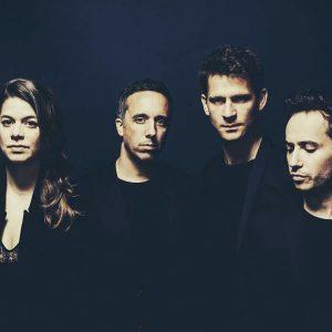 Das Quartett 'Quatuor Ebène': Heute im @musikverein.wien live! Ab Freitag auch auf der Leinwand! Im wunderbaren Film...