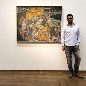 Egon Schiele #austria #österreich #avusturya #igersaustria #vienna #wien #viyana #вена #ig_vienna #viennacity