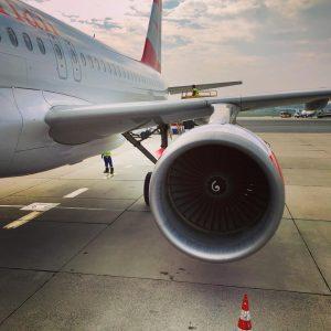 #aua #austrian #airbus #airbusengine #a320