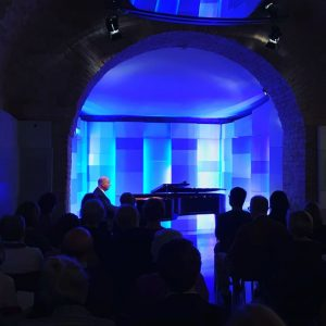 Tonight's concert with Boris Bloch is all about Mozart. Thank you for the beautiful music. What's your...