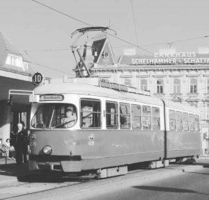 E1 Fotofahrt am 13.10.2018 #wienerlinien #tram #Strassenbahn #wien #vienna #linie10 #e1 #fotoshooting #blackandwhite #hietzing #oldtimes
