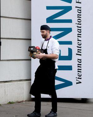 #viennale #albertina #cook#cheflife #wien#vienna#portraitofachef