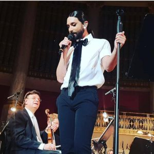 Yesterday was a magical night! Incredible concert brought to us by Conchita! And of course, props to...