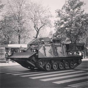 Panzerparade am Ring - und wann musst du einrücken? Wer den Dienst an der Waffe fürs Vaterland...