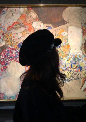 #klimt #gustaveklimt #art #vienna #austria #leopoldmuseumwien #wien #love #inspo #instagood