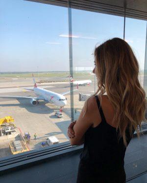 Vienna ☺️ Getting ready for the next flight ✈️✈️ #traveling #lovemyjourney #nextflight #vienna #airport #fromodessa #tovienna #happiness