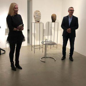 #artisttalk #bookpresentation #alfredhaberpointner #mariaschneider #hirmerverlag #mariomauronercontemporaryart #gallery #mariomauroner #meettheartist #sculpture #wood #bildhauer #contemporaryart #artcurator #artsy #artfollowers #artbuyer...